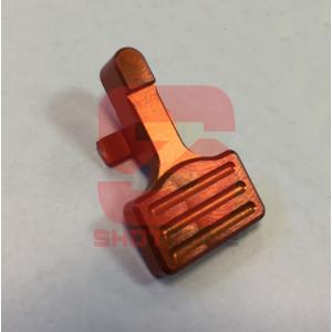 Bolt Catch aluminium CNC M4 Orange [MCC]