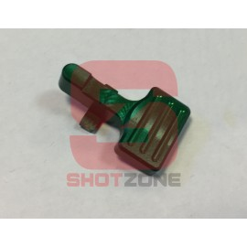 Bolt Catch aluminium CNC M4 Green [MCC]