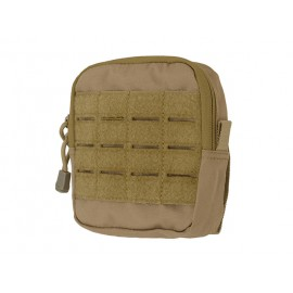 Utility Pouch Medium tan [8Fields]