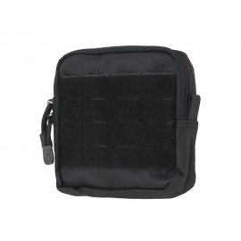 Utility Pouch Medium bk [8Fields]