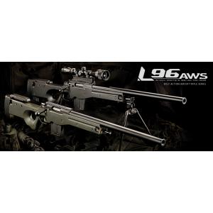 Sniper L96 AWS bk [Tokyo Marui]