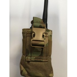 Radio Pouch Adjustable multicam [GERONIMO]