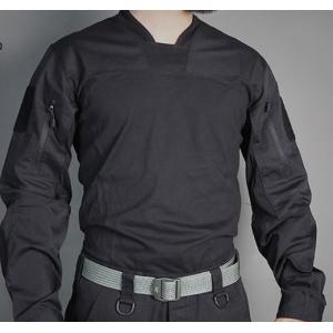 Combat Shirt Arc Style LEAF Halfshell bk EMERSON - XXL