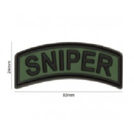 Patch rubber Sniper Tab od