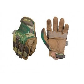 Luvas M-Pact woodland - M [MECHANIX]