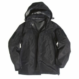 Jacket Softshell PCU bk - XL [Mil-tec]