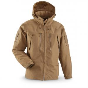 Jacket Softshell PCU tan - L [Mil-tec]