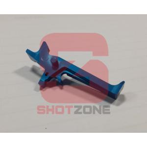 Gatilho CNC M4 Light Blue [MCC]