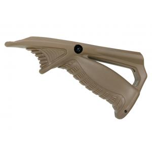 Ergonomic Positioning Grip tan [BATTLEAXE]