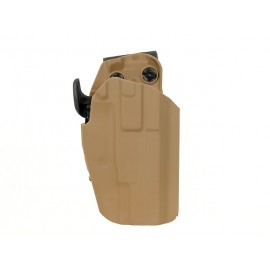 Multi-Fit Pistol Holster (STANDARD) tan [TMC]