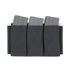 5.56 Triple Elastic Mag Pouch bk [8FIELDS]