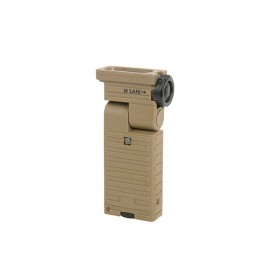 Flashlight/Stroboscopic Marker Dummy tan [EM]