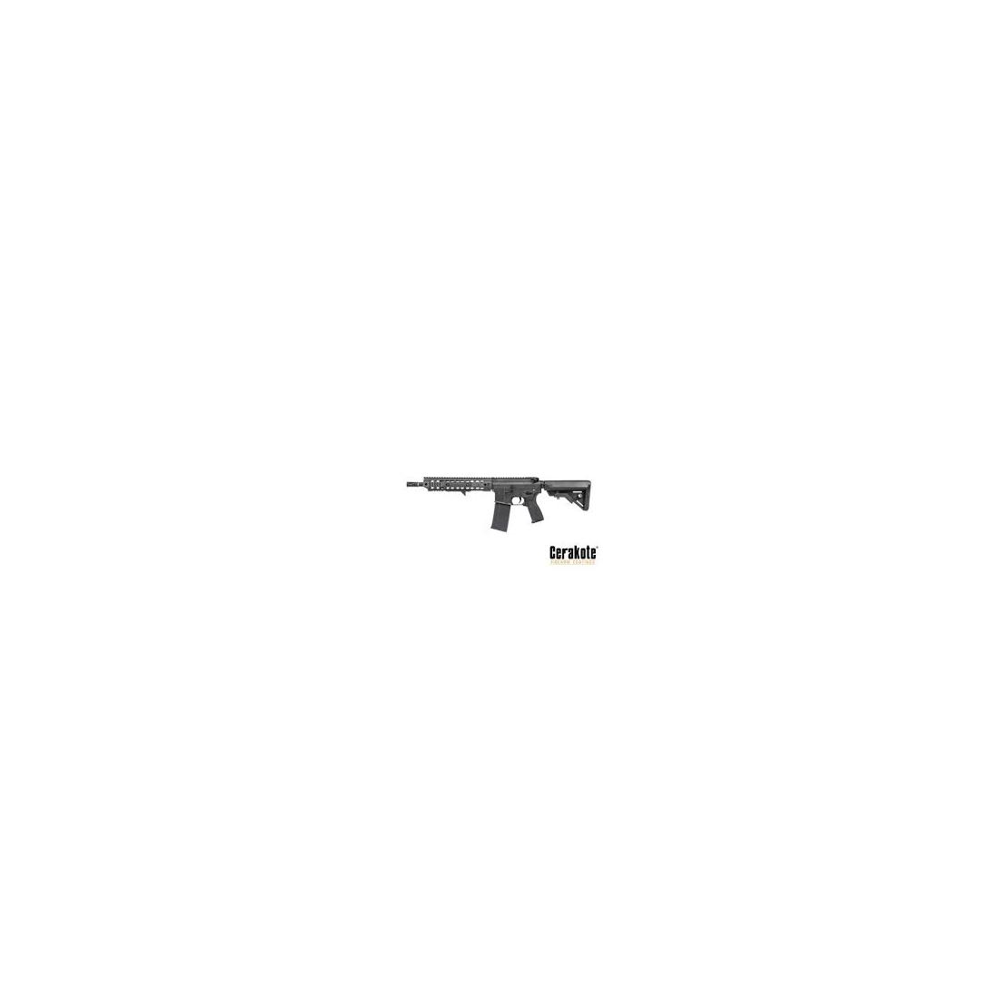 "AEG M4 URX3 10.25"" CQB bk [Lone Star]"
