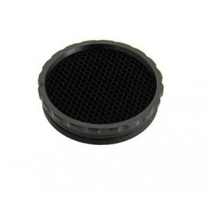 Anti-Reflection Lens Cover For Miniature Rifle Reflex Sight 1X25 bk [AIM-O]