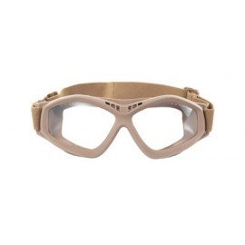Goggle clear tan [TMC]
