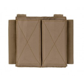 Double Mag Pouch Elastic 5.56 tan [8FIELDS]