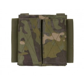 Double Mag Pouch Elastic 5.56 multicam [8FIELDS]