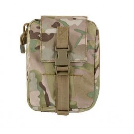 Tactical Medical Pouch Molle multicam [8FIELDS]