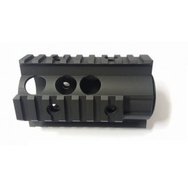 "Free Float 4"" HandGuard bk [Super Shooter]"