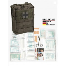 First-Aid Set 43pcs od [Mil-Tec]