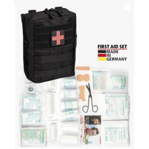 First-Aid Set 43pcs bk [Mil-Tec]
