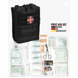 First-Aid Set 43pcs bk [Mil-Tec]