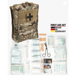 First-Aid Set 43pcs multicam [Mil-Tec]