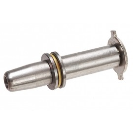 Reinforced CNC Steel Bearings Spring Guide for Dual Sector V2 Gearbox [SHS]