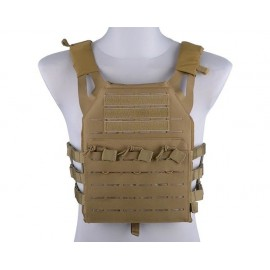 JPC Plate Carrier Laser Cut tan