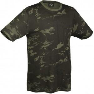T-shirt Multicam Black M