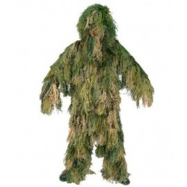 "Ghillie Suit ""Anti-Fire"" 4pcs XL/XXL"
