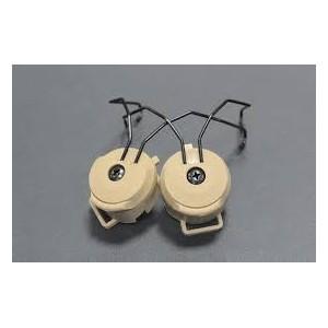 Ear Protection Mount tan [FMA]