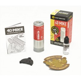 Grenade 40 Mike Gas Powered MAGNUM [Airsoft Innovations]