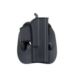 ThumbSmart Polymer Holster for G19/23/32 bk [CYTAC]