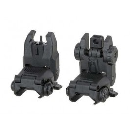 Set of Folding Sights bk [D-DAY]