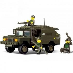 Blocos de montar Hummer (191pcs) [SLUBAN]