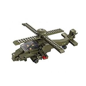 Blocos de montar Hind Helicopter (199pcs) [SLUBAN]