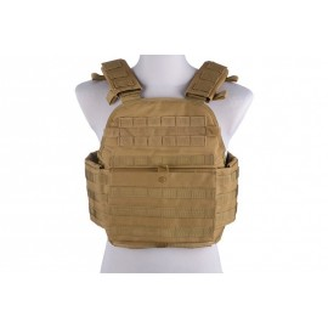 Armor Plate Carrier Tactical Vest tan