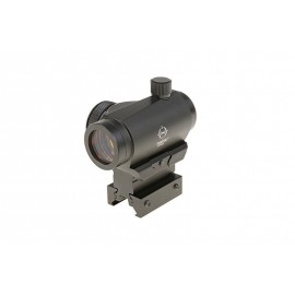 Compact II Reflex Red Dot Sight bk [Theta Optics]