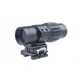 Magnifier Scope V2 3x35 bk [Theta Optics]