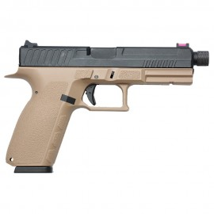 Pistola KP-13-TBC-MS GBB tan [KJW]