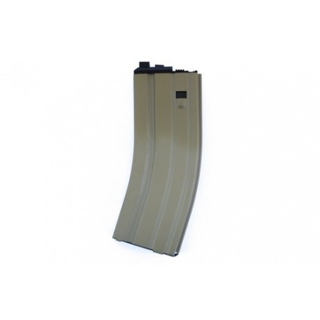 Magazine M4 V2 GBB 30BBs Open tan [WE]