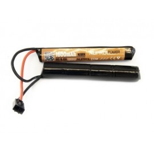 Bateria 9.6v 1600mah Nunchuck NiMH [NP]