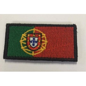 Patch Bandeira Portuguesa Original (Bordada)