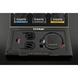 TITAN V2 Advanced Set (front wired) [GATE]