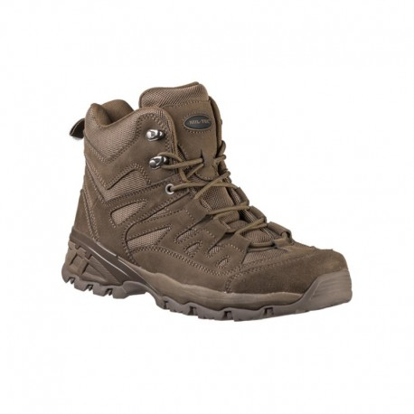 Squad Boots 5 inch brown 39 [Stiefel]
