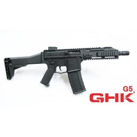Rifle G5 Gas BlowBack R bk [GHK]