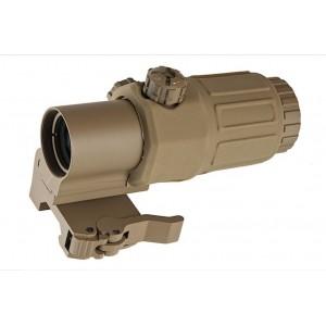 Magnifier 3X ET Style G33 tan [Aim-O]