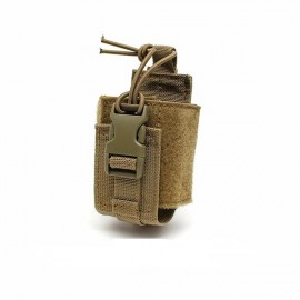 Multi Radio Pouch tan [Ghost Gear]
