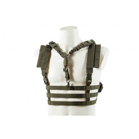 Chest Rig Molle Fast od [Black River]